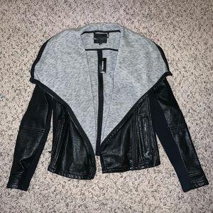 Jackets & Blazers - Express Leather Jacket